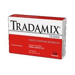 TRADAMIX TX 1000 ASTUCCIO 16 COMPRESSE DUE BLISTER 8 COMPRESSE