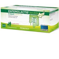 ENTEROLACTIS 12 FLACONCINI 10 ML