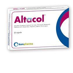 ALTACOL 20 CAPSULE 16,5 G