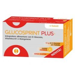 GLUCOSPRINT PLUS ARANCIA 6 FIALOIDI DA 25 ML