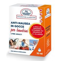 P6 NAUSEA CONTROL GOCCE ANTINAUSEA 30 ML