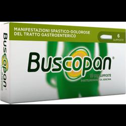 BUSCOPAN COMPOSITUM*6 supp...