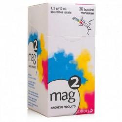 MAG 2*orale soluz 20...