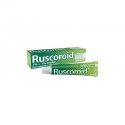 RUSCOROID*crema rett 40 g...