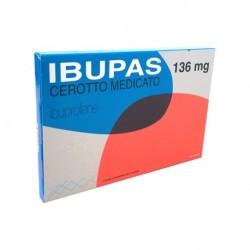 IBUPAS*7 cerotti med 136 mg