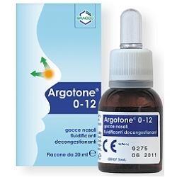 ARGOTONE*gtt rinol 20 ml 1%...