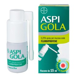 ASPI GOLA*spray mucosa...