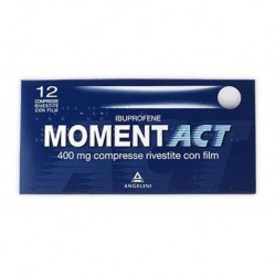 MOMENTACT*12 cpr riv 400 mg