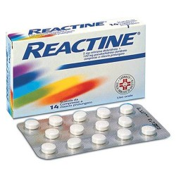 REACTINE*6 cpr 5 mg + 120...