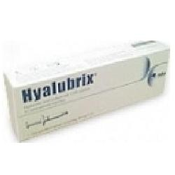 SIRINGA INTRA-ARTICOLARE HYALUBRIX ACIDO IALURONICO 1,5% 30MG 2 ML 3 PEZZI